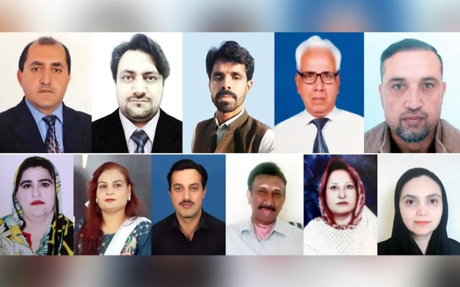 """""""دی گریٹر پاکستان موومنٹ"""" کے عہدیداران کا اعلان کردیا گیا"""