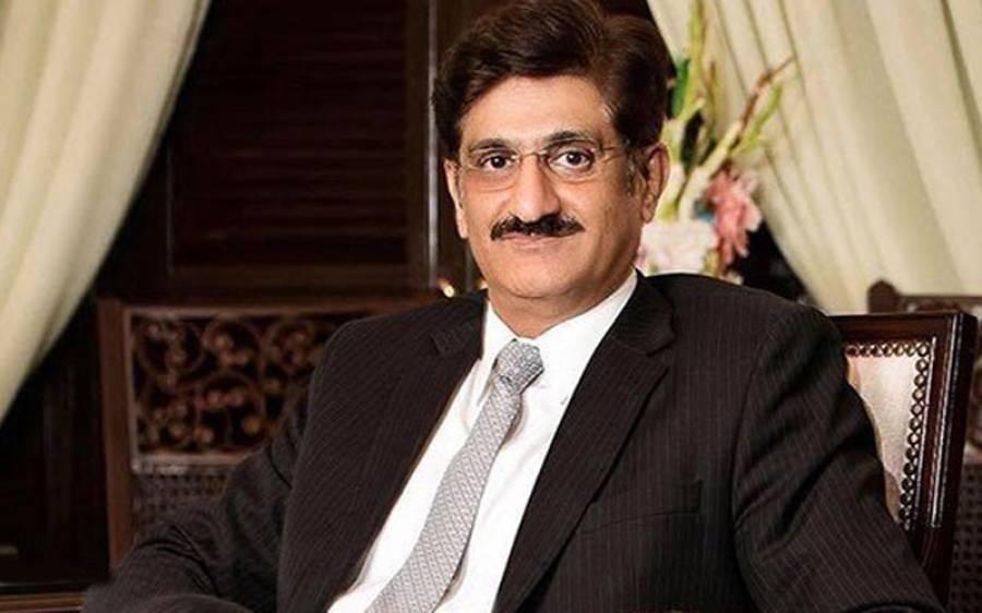 کورونا کی تشویش ناک صورتحال ، شہریوں کے گھروں سے باہر نکلنے پر پابندی ،وزیراعلیٰ سندھ نے آئی جی پولیس اور کمشنرکو بڑا حکم دے دیا