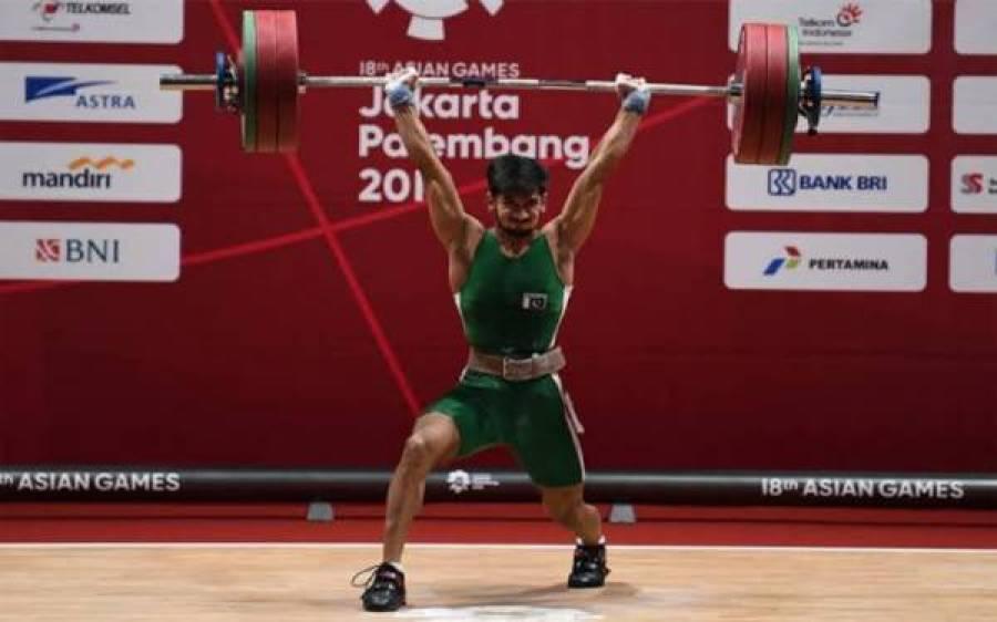ٹوکیو اولمپکس میں پاکستان کا نام روشن کرنے والے کھلاڑی طلحہ طالب نے واپڈا میں مستقل ملازمت کا مطالبہ کردیا