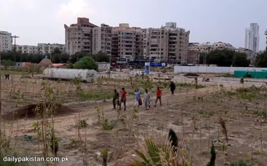 کراچی ساحل سمندر پر کوڑے کا ڈھیر صاف کرکے شہریوں نے خوبصورت پودے لگا دیے، اصل تبدیلی کیسے آتی ہے؟ آپ بھی دیکھیے