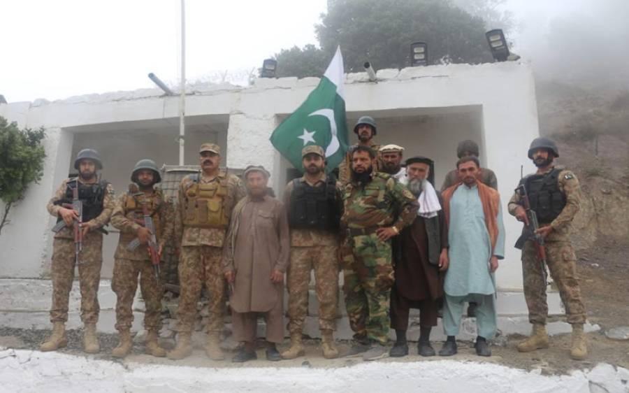 پاکستان نے مزید کتنے افغان فوجیوں کو افغانستان کی حکومت کے حوالے کردیا؟