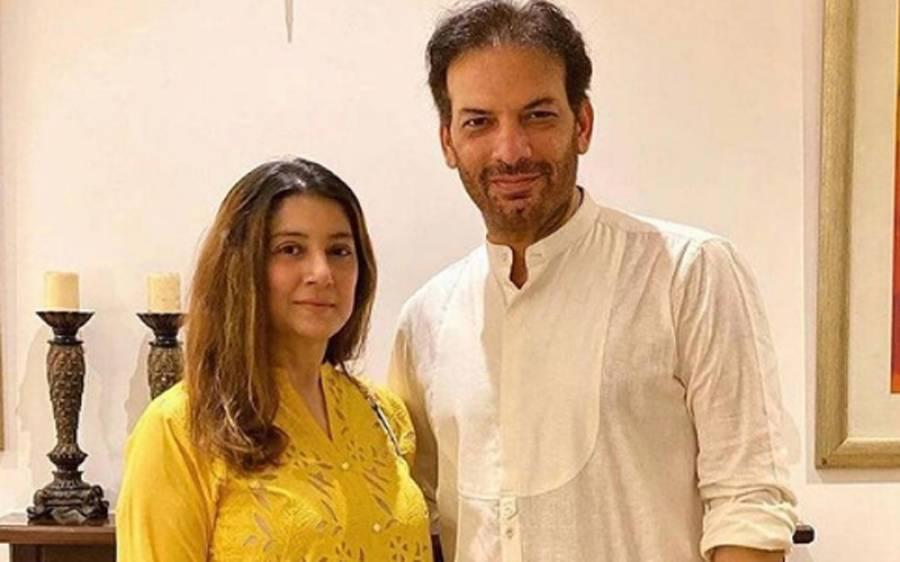 اداکار سلیم شیخ نے اہلیہ سے فلمی محبت کی کہانی شیئر کردی