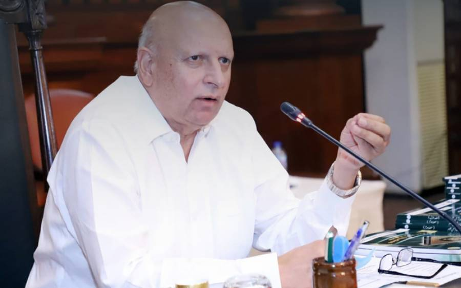 گورنر پنجاب چوہدری محمد سرور کی حکومت مخالف جماعتوں پر کڑی تنقید ، اپوزیشن کو سخت پیغام دے دیا