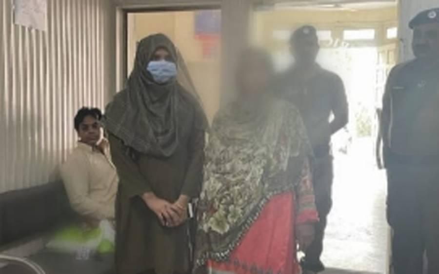 پانچ سالہ معصوم بچے کو قتل کرنے والی سگی تائی چند گھنٹے بعد گرفتار ، وجہ قتل جان کر ہر کوئی توبہ توبہ کر اٹھے