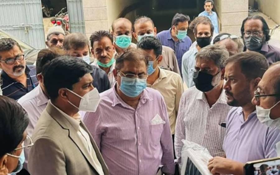 کراچی میں کورونا کا بڑھتا ہوا پھیلاؤ ، ہسپتالوں میں سہولیات کی کیا صورتحال ہے ؟جانئے
