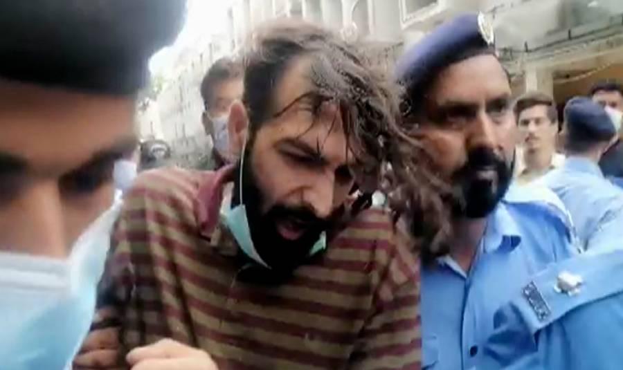 نورمقد م قتل کیس، ملزم ظاہر جعفر کو پنجاب فرانزک لیبارٹری لاہور پہنچا دیا گیا