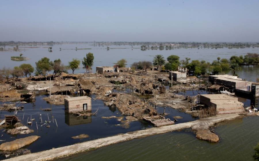 شدید بارشوں کے بعد سیلابی ریلے میں ڈوب کر سات بچیاں ہلاک، افسوسناک خبر