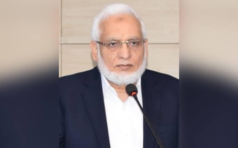 حالات بدتر، مقبوضہ جموں کشمیر میں ہرگز سب ٹھیک نہیں ہے: صدر کشمیر کمیٹی جدہ مسعوداحمد پوری