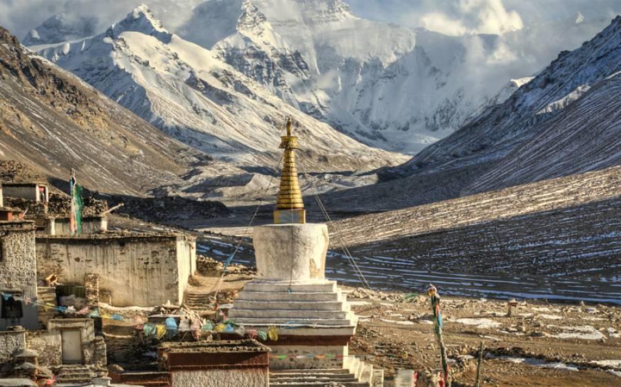 تبت کی تعمیر و ترقی کا سنہری باب