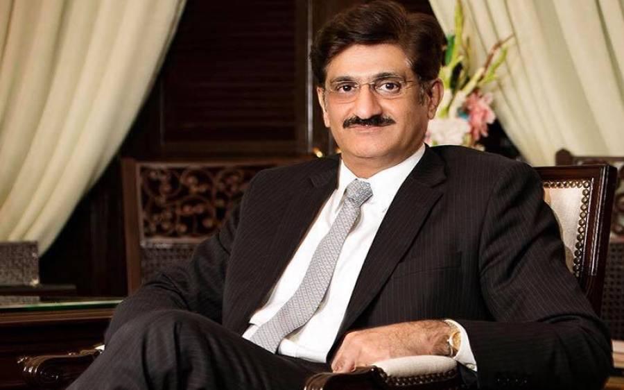 وزیر اعلیٰ مراد علی شاہ کی عوام سے لاک ڈاﺅن کو کامیاب بنانے کیلئے مدد کی اپیل