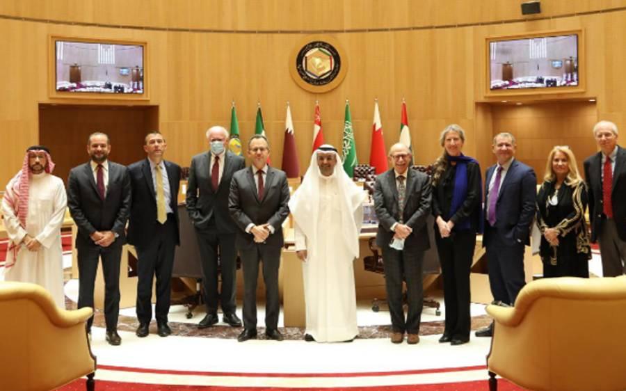 خلیج تعاون کونسل کا ایران سے دہشت گردی کی پشت پناہی بند کرنے کا مطالبہ