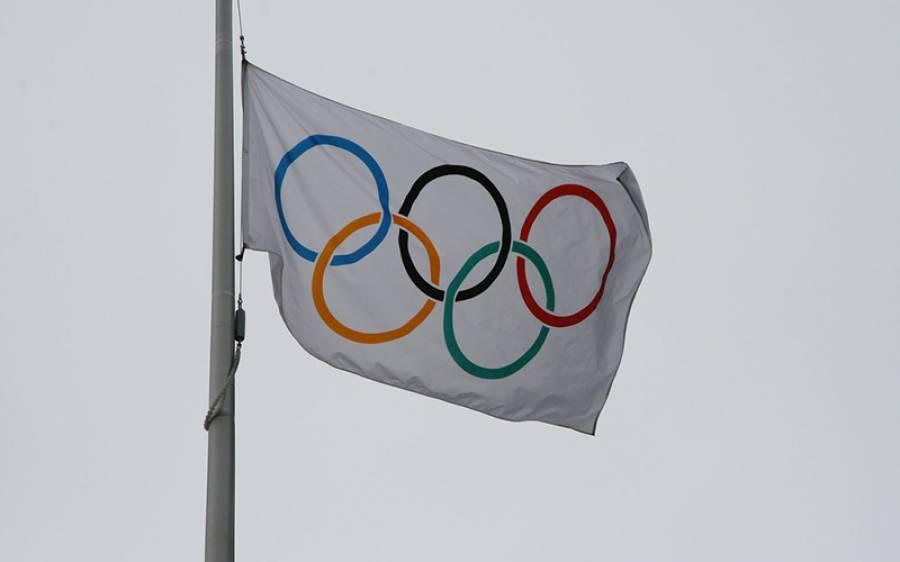 ٹوکیو اولمپکس، آسٹریلوی ایتھلیٹ کا کنڈوم کا ایسا استعمال کہ دیکھنے والوں کی آنکھیں کھلی کی کھلی رہ گئیں