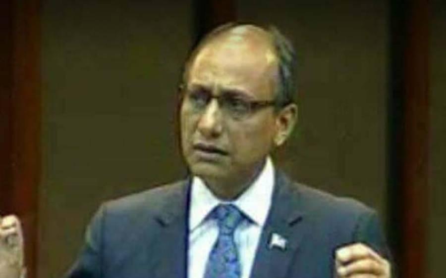 اب پی ٹی آئی کو کشمیر پر مسلط کردیا گیا ہے : سعید غنی