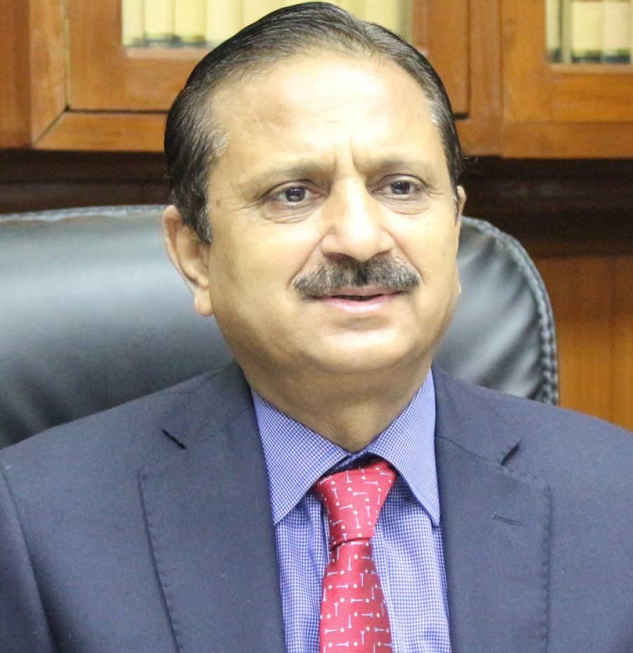 سیکرٹری قانون پنجاب بہادر علی خان نے عہدے سے استعفیٰ دے دیا