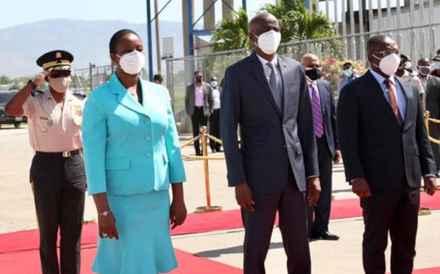 ہیٹی کے صدر کا قتل لیکن ان کی اہلیہ کیسے بچ گئیں؟ پہلی مرتبہ کھل کر بول پڑیں