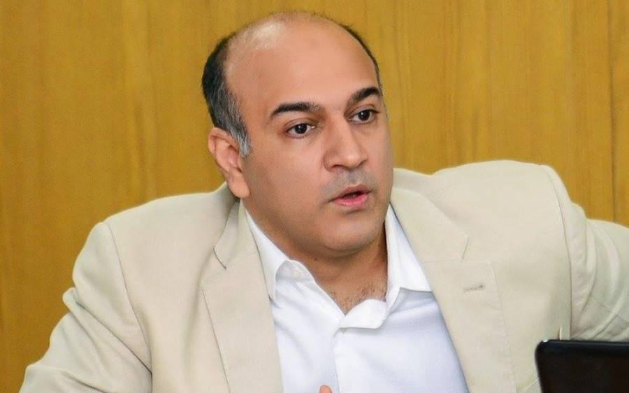 'بہت جلد صوبہ سندھ سے پیپلز پارٹی رخصت ہو جائے گی'تحریک انصاف کے رہنما حنید لاکھانی کا دعویٰ