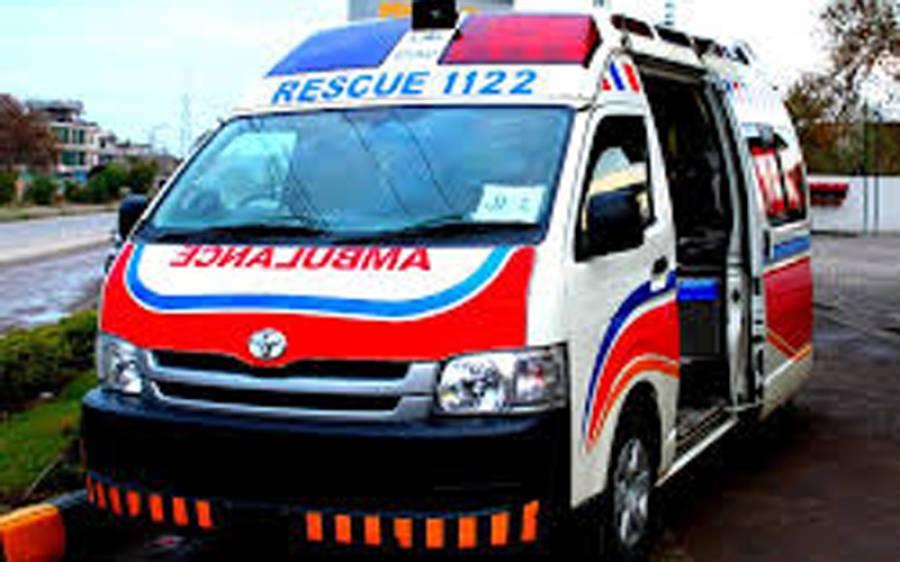 فیصل آباد، زیر تعمیر گھر کی چھت گرنے سے4افراد جاں بحق، 5زخمی