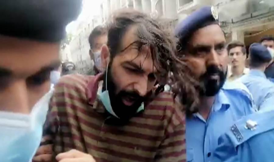نور مقدم قتل کیس کی تفتیش مکمل،ملزم ظاہر جعفر 14روزہ جوڈیشل ریمانڈ پر جیل منتقل