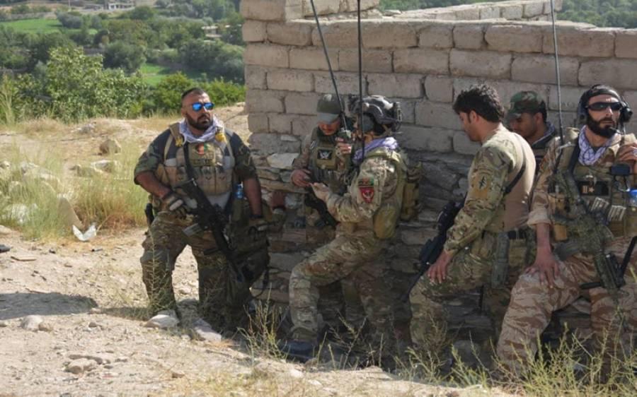 طالبان کو بڑا سیٹ بیک، گورنر ہلاک، اہم ترین ضلع کا قبضہ چھڑالیا گیا