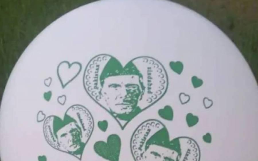 مقبوضہ کشمیر میں قائد اعظم کی تصویر والے غبارے کی موجودگی سے بھارتی فوج بوکھلا گئی