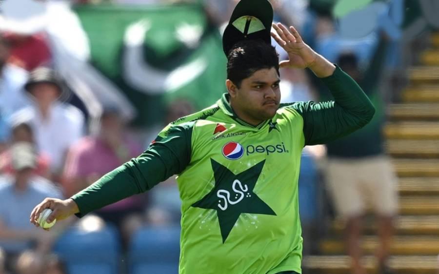 سر پر گیند لگنے سے زخمی ہونے والے نوجوان بلے باز اعظم خان کی صحت بارے اہم خبر آ گئی