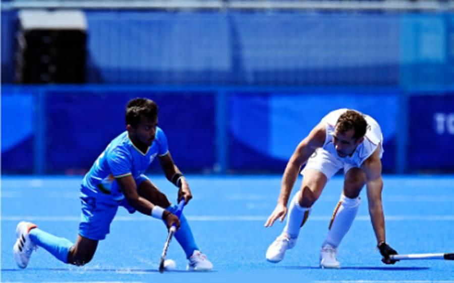ٹوکیو اولمپکس، ہاکی کے سیمی فائنل میں بلجئیم نے بھارت کو ناکوں چنے چبوا دیئے