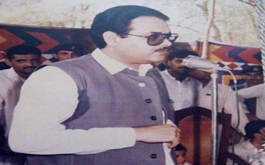 سابق وفاقی وزیر برائے صحت سید تسنیم نواز گردیزی انتقال کرگئے