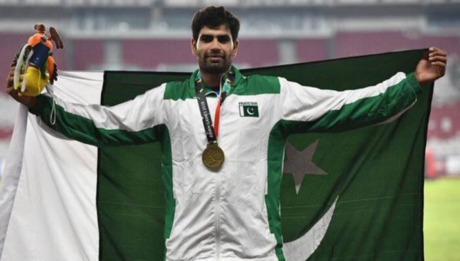 ٹوکیو اولمپکس، پاکستانی ایتھلیٹ ارشد ندیم جیولن تھرو کے فائنل میں پہنچ گئے