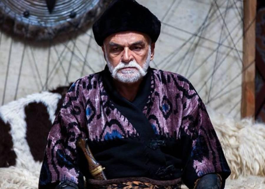 ترک سیریز'ارطغرل غازی' میں اہم رول نبھانے والے اداکار انتقال کر گئے