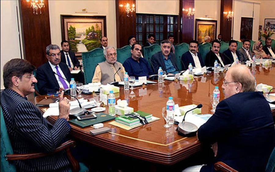 سندھ کابینہ میں اکھاڑ پچھاڑ، سعید غنی اور ناصر شاہ بھی نہ بچ پائے