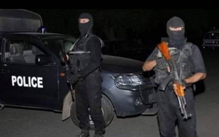 محرم الحرام سے قبل سکیورٹی فورسز ان ایکشن ، لاہور سے تین دہشتگرد گرفتار