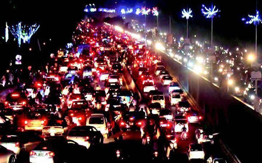 شہر لاہور میں ٹریفک کے بڑھتے ہوئے مسائل ، وائس چیئرمین ایل ڈی اے نے بڑا قدم اٹھا لیا
