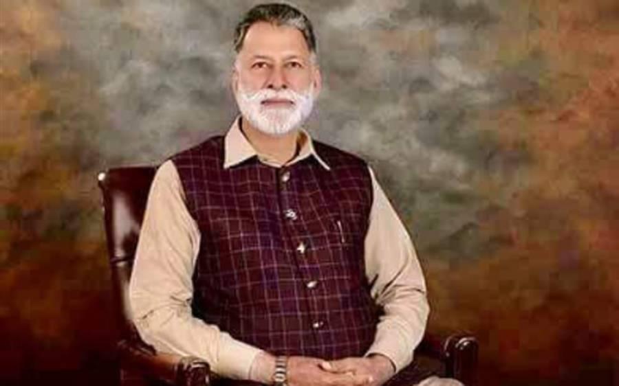 سردار عبدالقیوم نیازی نے وزیراعظم آزاد کشمیر کے عہدے کا حلف اٹھاتے ہی دبنگ بیان جاری کردیا