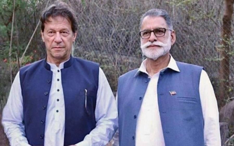 ' جب مجھے وزیراعظم کا حلف اٹھانے کی اطلاع ملی تو میرے پاس کپڑے بھی نہیں تھے اور ۔۔' آزاد کشمیر کے وزیراعظم عبدالقیوم نے بڑا انکشاف کر دیا