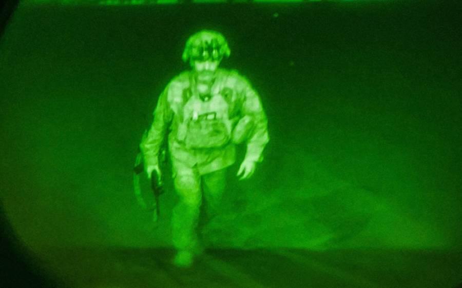 افغانستان سے نکلنے والا آخری امریکی فوجی میجر جنرل کرس ڈونا ہیو کون ہے؟ وہ تمام باتیں جو آپ جاننا چاہتے ہیں