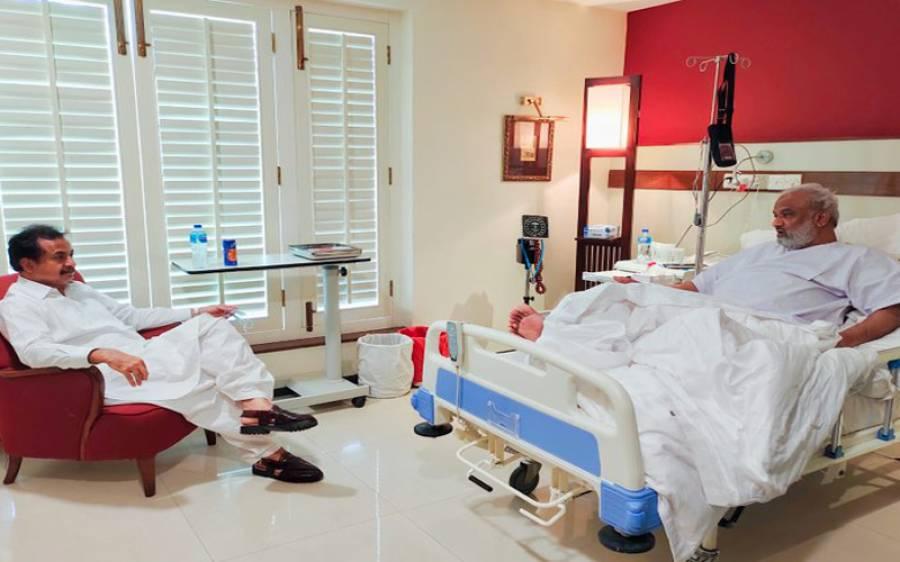 وزیراعظم کے معاون خصوصی کو دل کی تکلیف، ہسپتال منتقل کردیا گیا