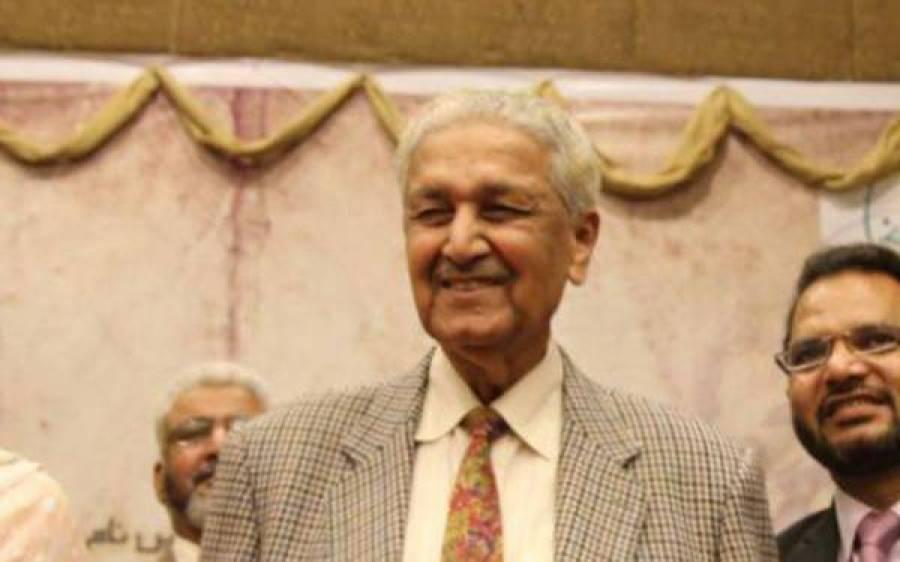 کورونا میں مبتلا ڈاکٹر عبدالقدیر خان کی طبیعت بگڑ گئی