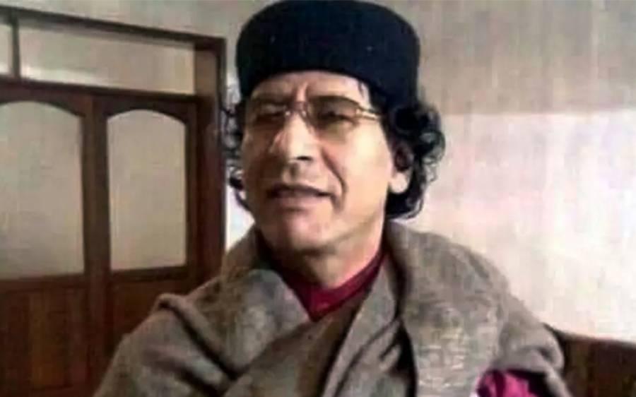 معمر قذافی کے دست راست سمجھے جانے والے احمد رمضان رہا ہو گئے