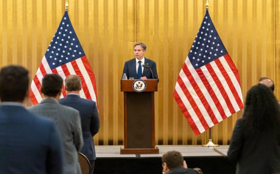 کیا امریکہ طالبان کی حکومت کو قبول کرے گا؟ انٹونی بلنکن نے واضح کردیا