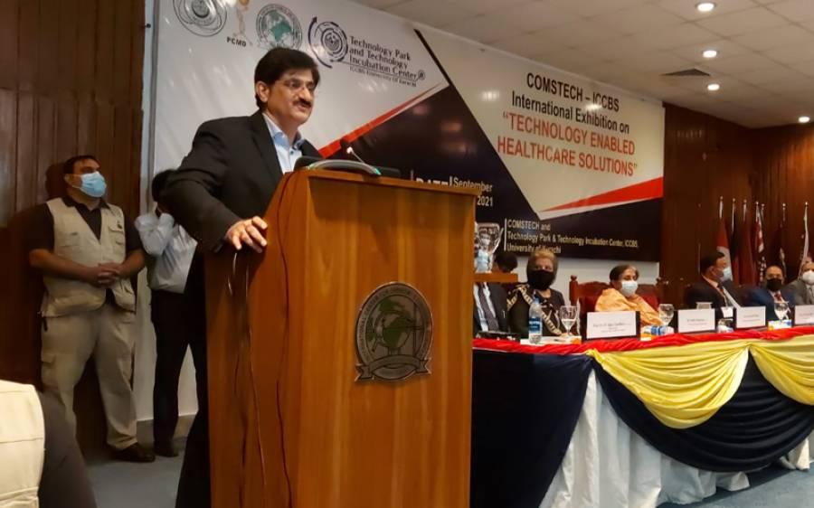 سندھ میں روزانہ کی بنیاد پر کتنے کورونا ٹیسٹ کئے جا رہے ہیں ؟ وزیراعلیٰ مراد علی شاہ نے بڑا دعویٰ کردیا