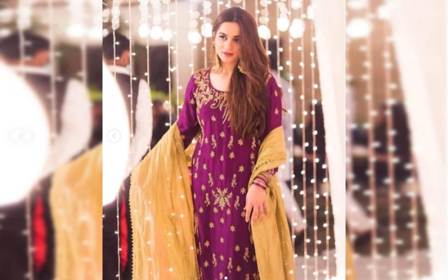 بہن کی شادی میں ایمن خان کا گرمی سے برا حال، تصویر وائرل ہوئی تو دل کی بات بتادی