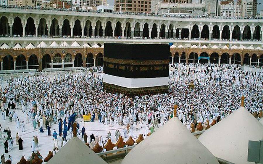 سعودی عرب کا بغیر اجازت عمرہ کرنے والوں پر بھاری جرمانہ عائد کرنے کا اعلان