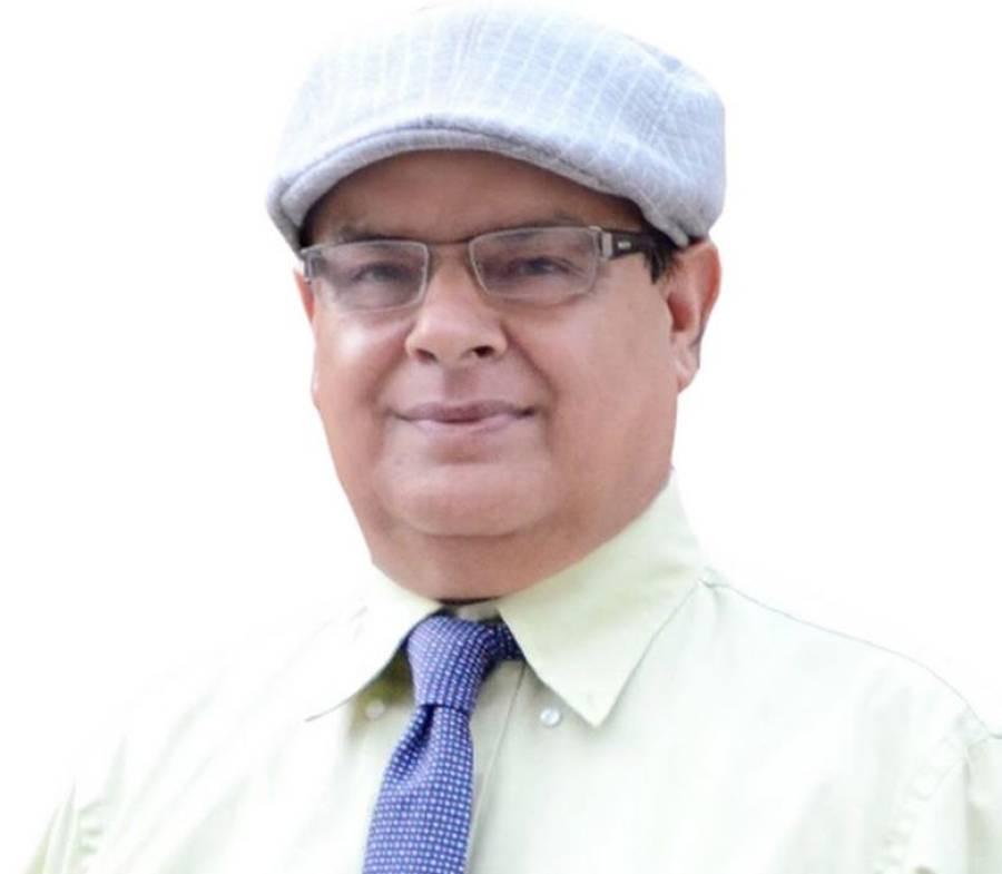 معروف ناول نگار طارق اسماعیل ساگر انتقال کرگئے