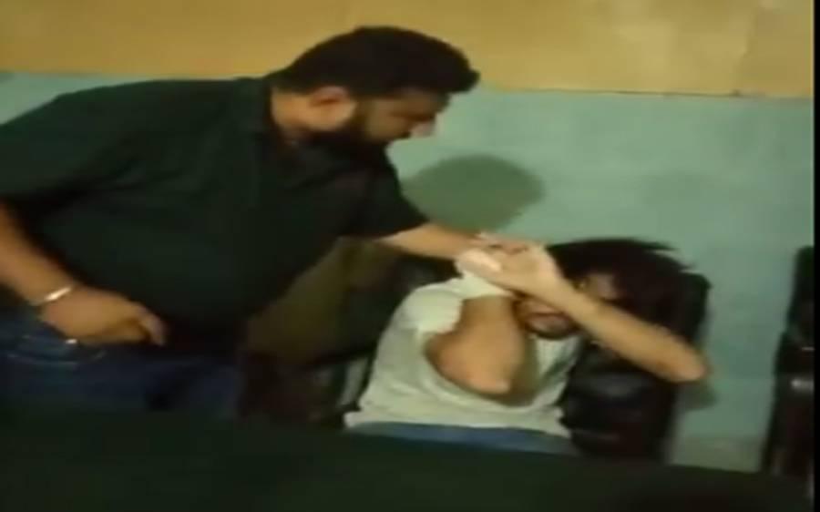 میو ہسپتال کے اندر ٹارچر سیل کا انکشاف، ہسپتال میں آنے والے افراد پر تشدد کی متعدد ویڈیوز سامنے آگئیں