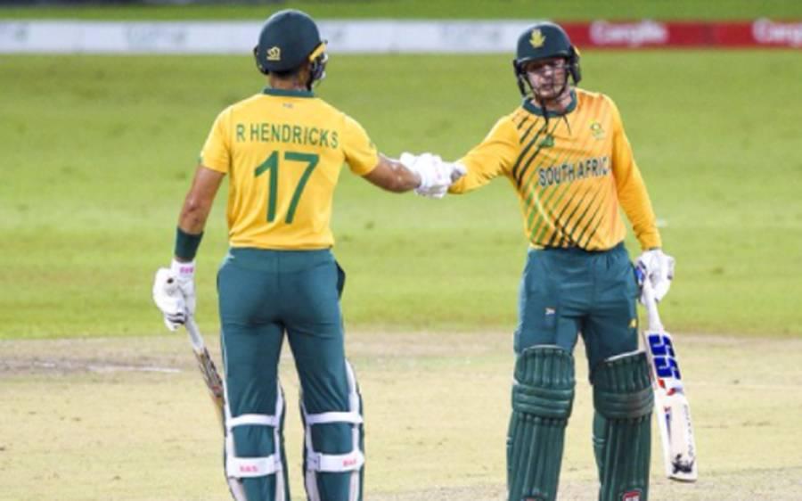 جنوبی افریقہ نے ٹی 20 ورلڈکپ سے قبل تمام ٹیموں کے لیے خطرے کی گھنٹی بجادی