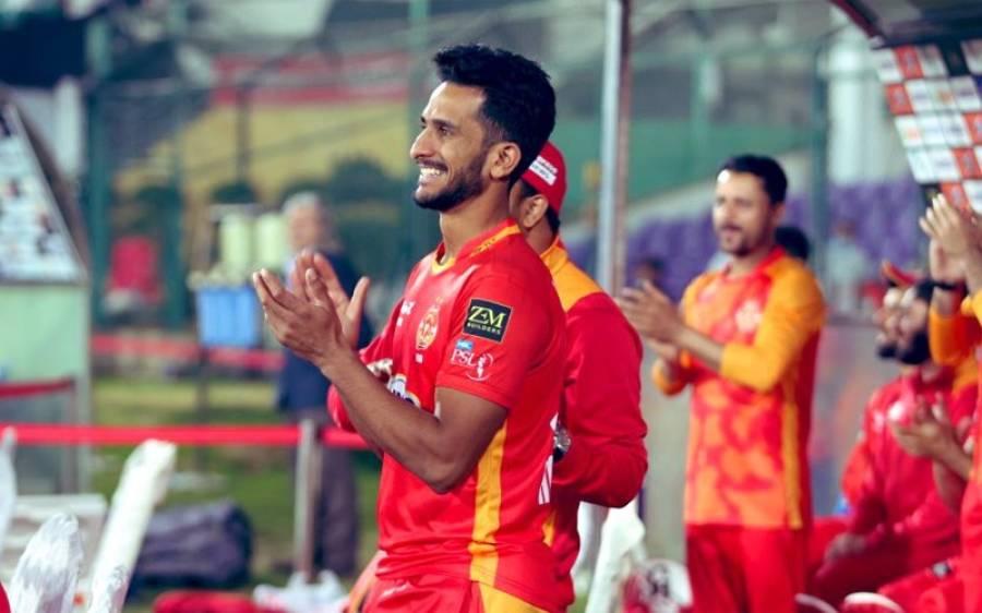 ٹیم کی سلیکشن پر کوئی بات نہیں کرسکتے،قومی کرکٹر حسن علی