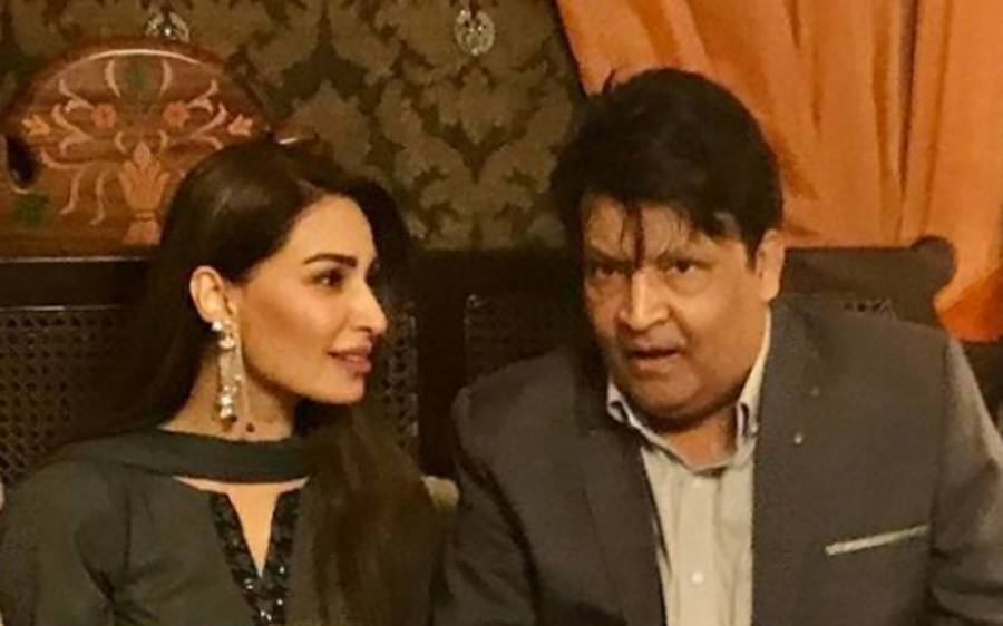 کامیڈین عمر شریف کے علاج کیلئے اداکارہ ریما کے شوہر کیا کردار ادا کر رہے ہیں؟ زبردست خبر آ گئی