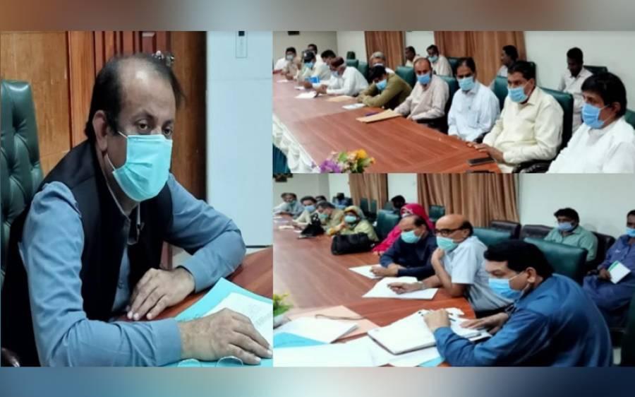 عمرکوٹ میں ویکسینیشن مہم کو مزید تیزتر کیا جائے ، ڈپٹی کمشنر ڈاکٹر ارجن کمار