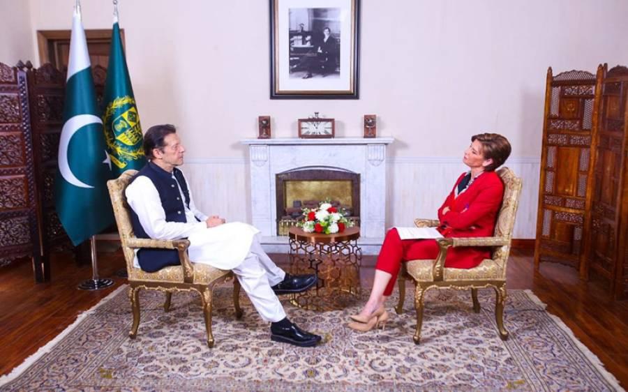 سی این این کو انٹرویو میں وزیر اعظم نے حقانی نیٹ ورک کو افغانستان کا قبیلہ قرار دے دیا، سوشل میڈیا پر تنقید کا طوفان
