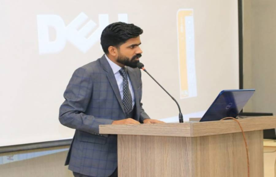 ملک میں امن و استحکام کیلئے نوجوانوں کو فیصلہ سازی میں شامل کرنا ہوگا: احسن کامرے